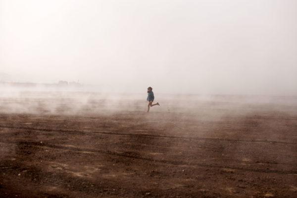 Kleinkrawallo im Nebel - läuft