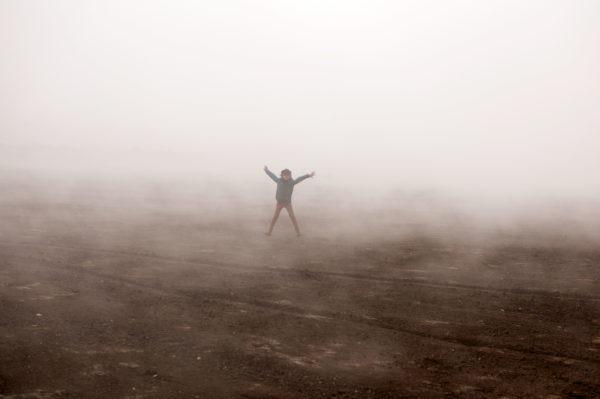 Kleinkrawallo im Nebel