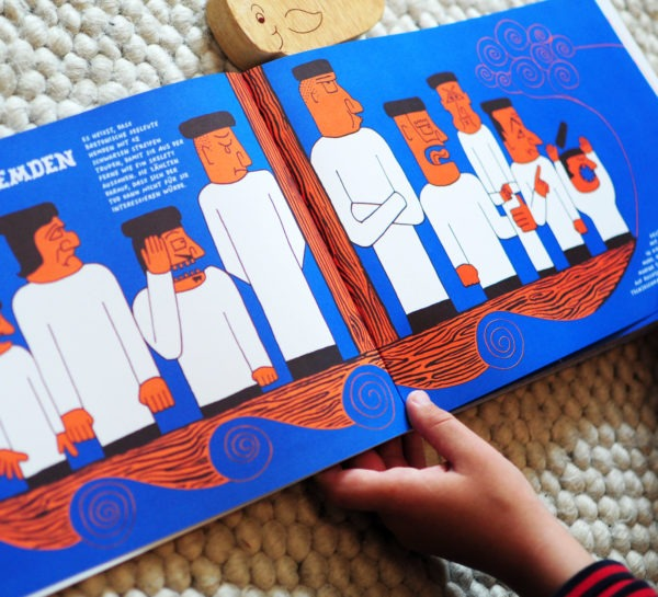 Kinderbuch: Meer! - Seemänner