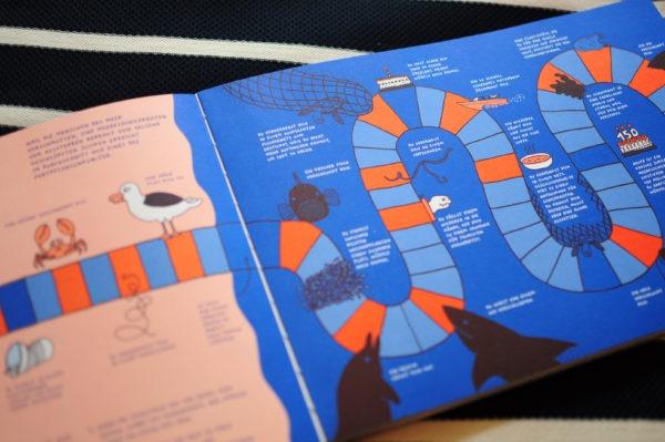 Kinderbuch: Meer! - Spiel